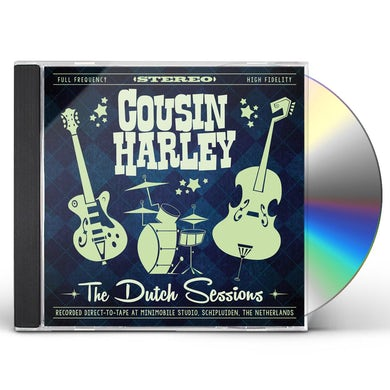 Cousin Harley DUTCH SESSIONS CD