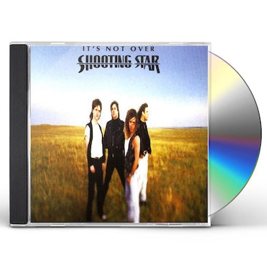 Shooting Star IT'S NOT OVER CD