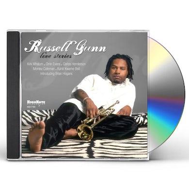 Russell Gunn LOVE STORIES CD