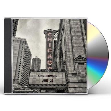 King Crimson OFFICIAL BOOTLEG: LIVE IN CHICAGO JUNE 28TH 2017 CD