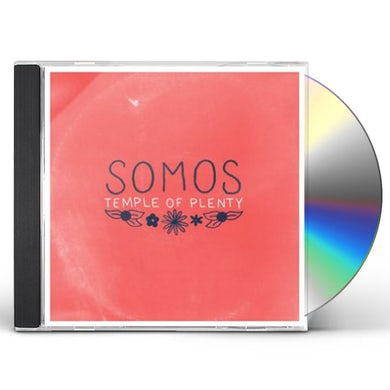 Somos TEMPLE OF PLENTY CD