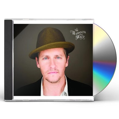 Josh Rouse HAPPINESS WALTZ CD