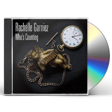 Rachelle Garniez WHO'S COUNTING CD