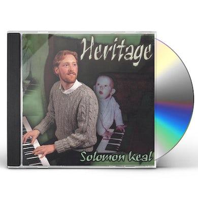 Solomon Keal HERITAGE CD