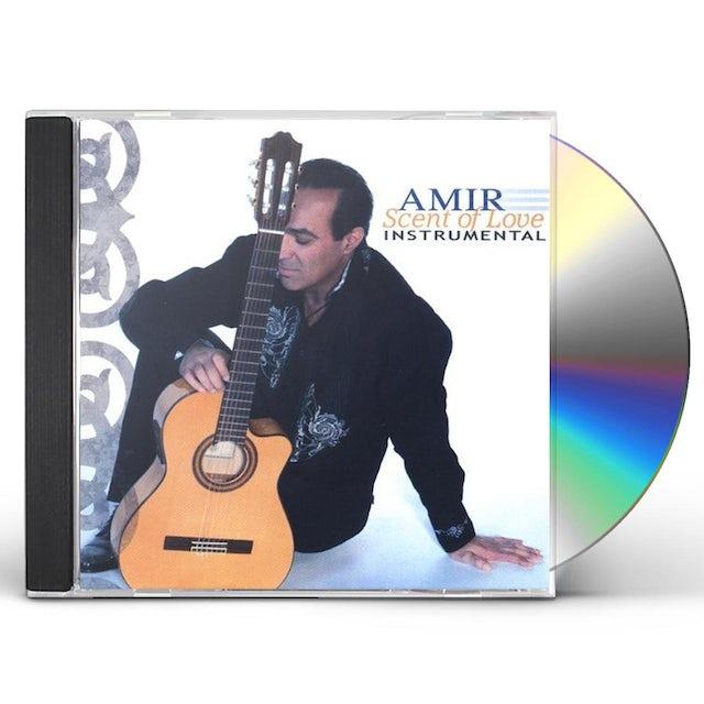 Amir SCENT OF LOVE INSTRUMENTAL CD