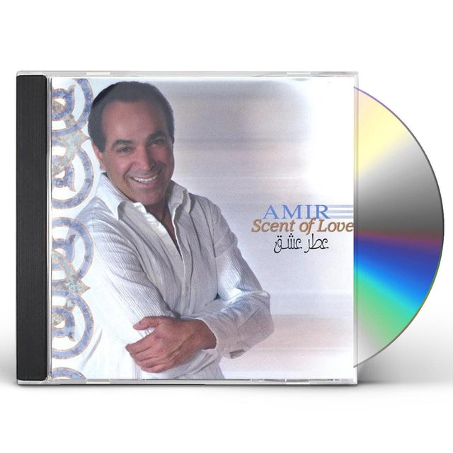 Amir SCENT OF LOVE CD