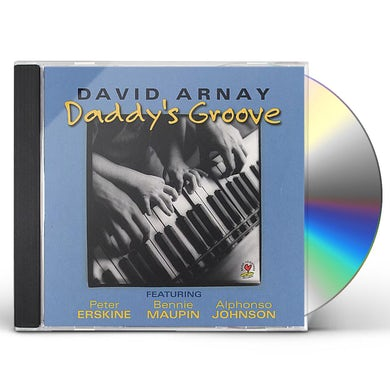 DADDYS GROOVE CD