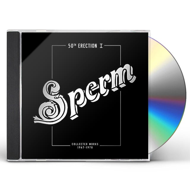 Sperm 50TH ERECTION I: COLLECTED WORKS 1967-1970 CD