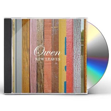 Owen NEW LEAVES CD