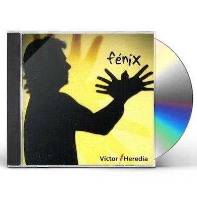 Victor Heredia FENIX CD