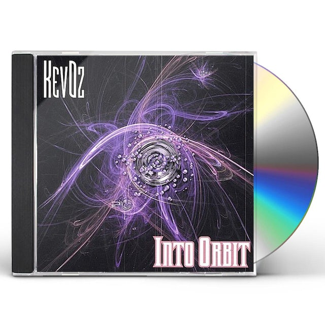 KevOz INTO ORBIT CD