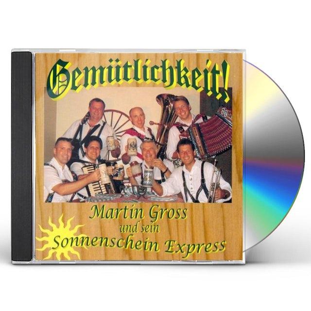 martin gross GEMULTLICHKEIT! CD