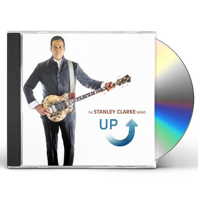 Stanley Clarke UP CD