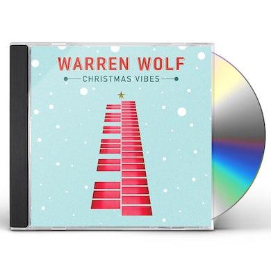 Warren Wolf Christmas Vibes CD