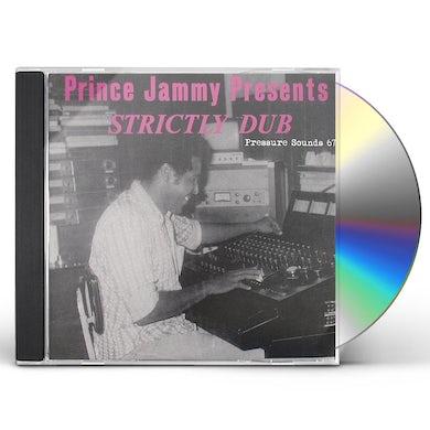 Prince Jammy STRICTLY DUB CD