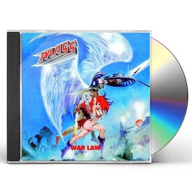 Mass WAR LAW CD