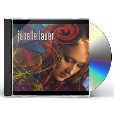 Janelle Lauer CHANGE CD