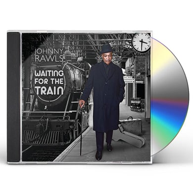 Johnny Rawls WAITING FOR THE TRAIN CD