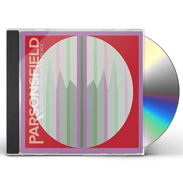 PARSONSFIELD BLOOMING THROUGH THE BLACK CD