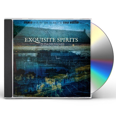 D.Dahlinger EXQUISITE SPIRITS CD