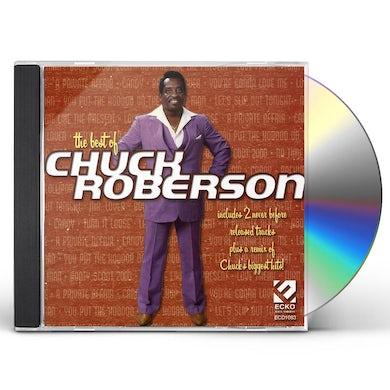 BEST OF CHUCK ROBERSON CD