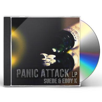 Suede PANIC ATTACK LP CD