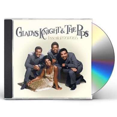 Gladys Knight & The Pips ESSENTIAL 1961-1965 (2CD) CD