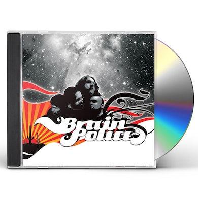 BRAIN POLICE CD