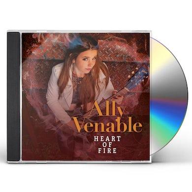 HEART OF FIRE CD