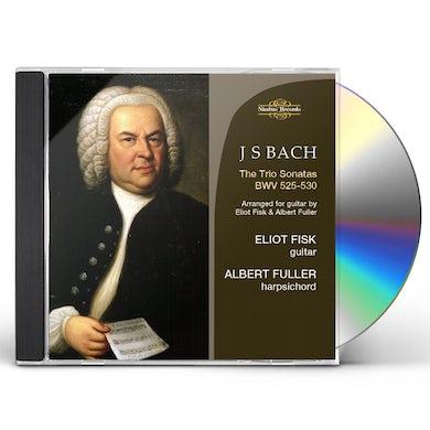J.S. Bach TRIO SONATAS BWV 525-530 CD
