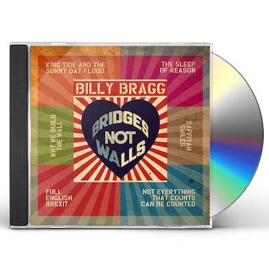 Billy Bragg BRIDGES NOT WALLS CD