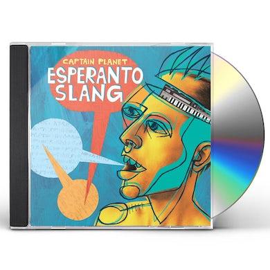 Captain Planet ESPERANTO SLANG CD