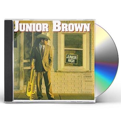 Junior Brown JUNIOR HIGH CD