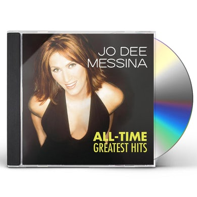 Jo Dee Messina ALL-TIME GREATEST HITS CD