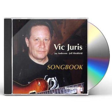 Vic Juris SONGBOOK CD