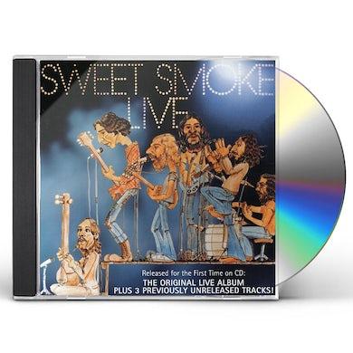 Sweet Smoke LIVE CD