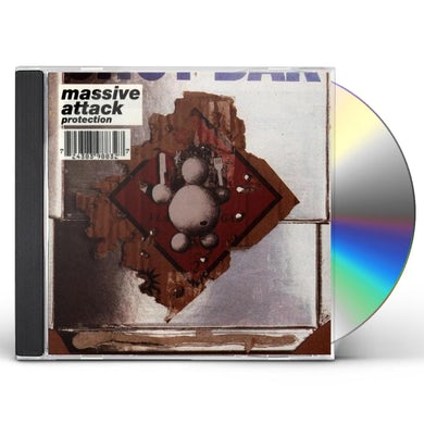 Massive Attack PROTECTION CD