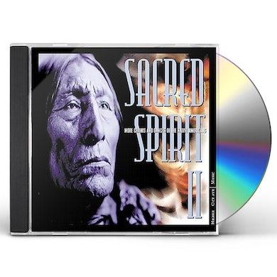 SACRED SPIRIT 2: MORE CHANTS & DANCES OF NATIVE CD