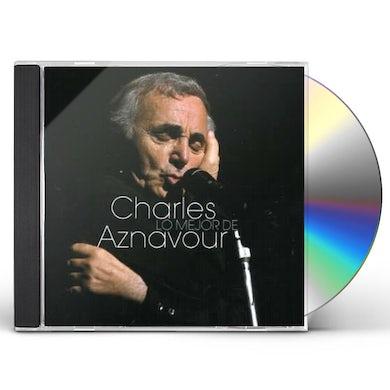 Charles Aznavour LO MEJOR DE AZNAVOUR CD