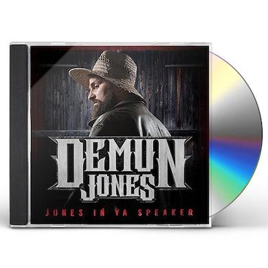 JONES IN YA SPEAKER CD