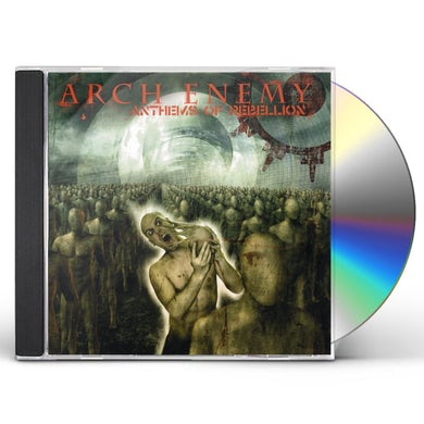 Arch Enemy ANTHEMS OF REBELLION CD
