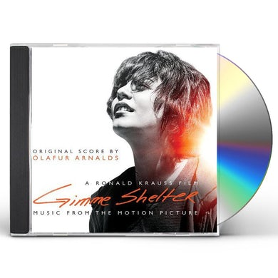 Ólafur Arnalds GIMME SHELTER / Original Soundtrack CD