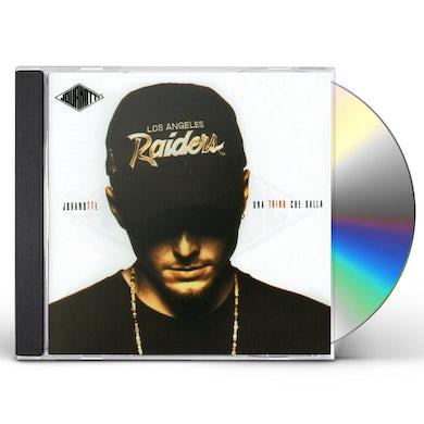 Jovanotti UNA TRIBU CHE BALLA CD