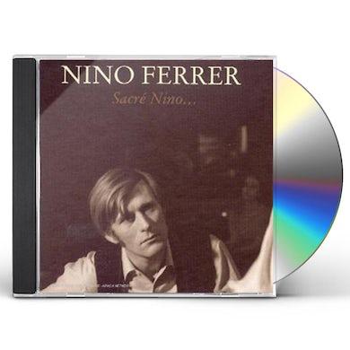 Nino Ferrer SACRE NINO CD