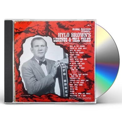 Hylo Brown LEGENDS AND TALL TALES CD