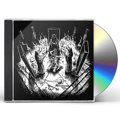Blood Chalice SEPULCHRAL CHANTS OF SELF DESTRUCTION CD