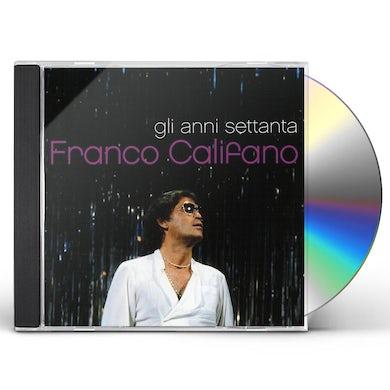 Franco Califano GLI ANNI 70 CD