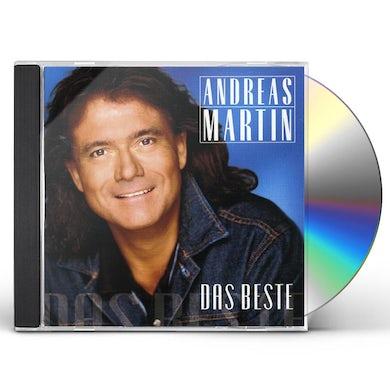 Andreas Martin DAS BESTE CD