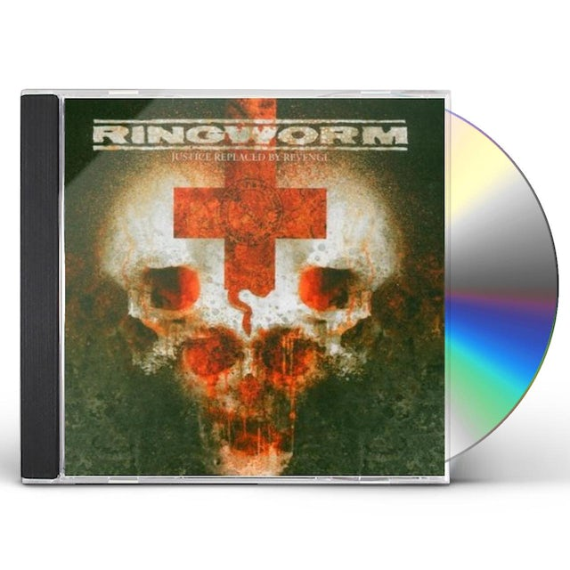 Ringworm JUSTICE REPLACED BY REVENGE CD