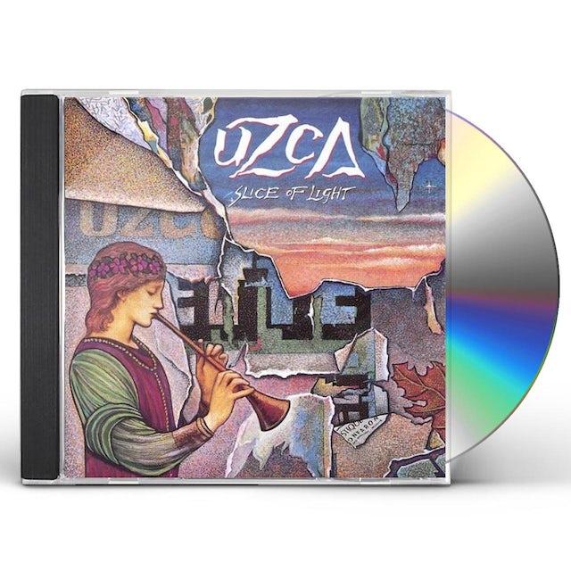 Uzca SLICE OF LIGHT CD